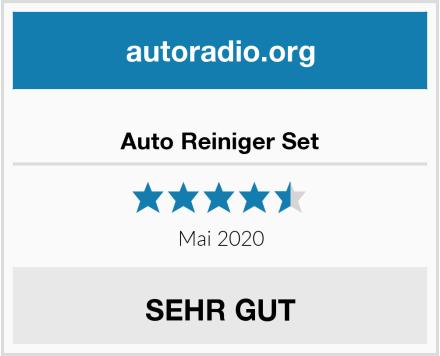 Auto Reiniger Set Test