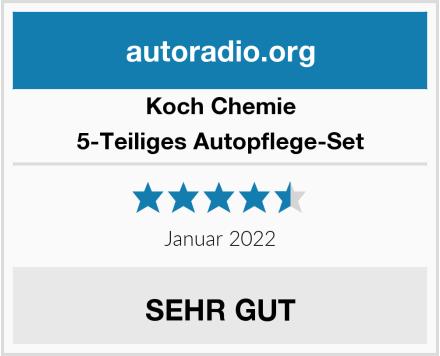 Koch Chemie 5-Teiliges Autopflege-Set Test