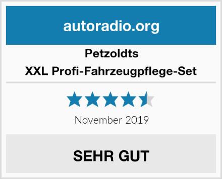 Petzoldts XXL Profi-Fahrzeugpflege-Set Test
