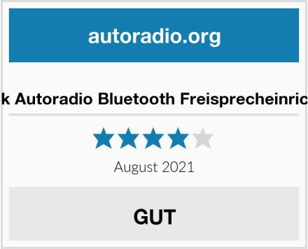ieGeek Autoradio Bluetooth Freisprecheinrichtung Test
