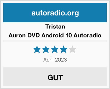 Tristan Auron DVD Android 10 Autoradio Test