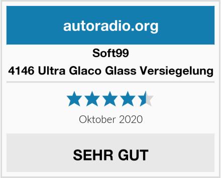 Soft99 4146 Ultra Glaco Glass Versiegelung Test
