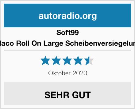 Soft99 Glaco Roll On Large Scheibenversiegelung Test
