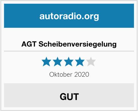 AGT Scheibenversiegelung Test