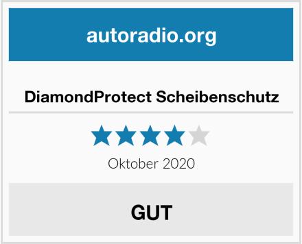 DiamondProtect Scheibenschutz Test