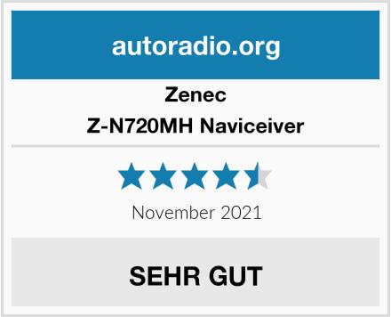 Zenec Z-N720MH Naviceiver Test