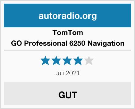 TomTom GO Professional 6250 Navigation Test