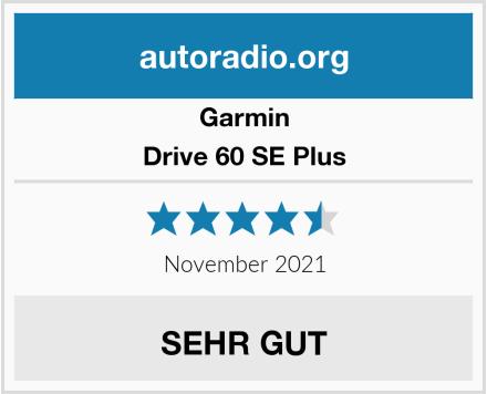Garmin Drive 60 SE Plus Test