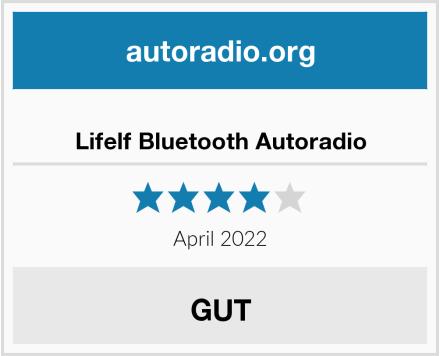 Lifelf Bluetooth Autoradio Test
