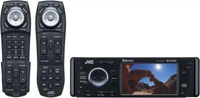 JVC KD-AVX33