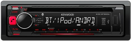 Kenwood KDC-BT500U