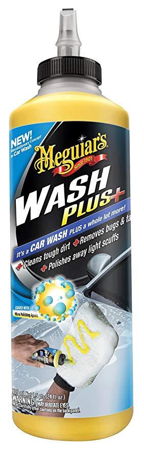 Meguiars G25024EU Wash Plus+ Autoshampoo