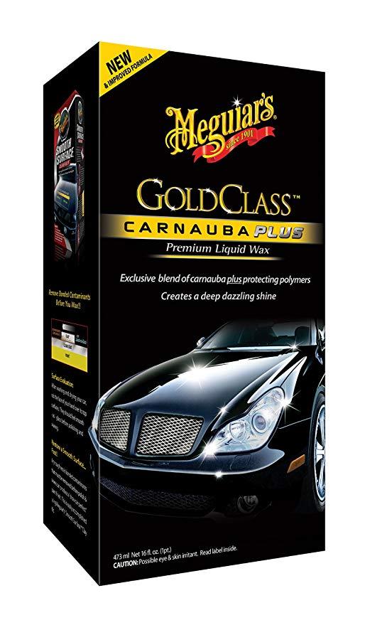 Meguiars G7016EU Gold Class Liquid Wax Autowachs