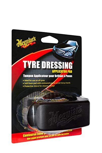 Meguiars X3090 Tire Dressing Applicator Pad
