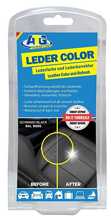 No Name ATG ATG022 Leder-Color Lederfarbe inkl. Schwamm