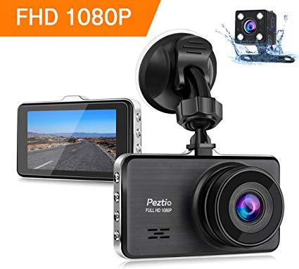 No Name Dashcam Full HD 1080P Autokamera
