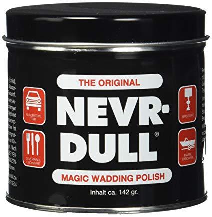 No Name Nevr Dull Watte für Metalle 142g