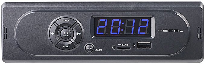 Pearl MP3-Autoradio CAS-300