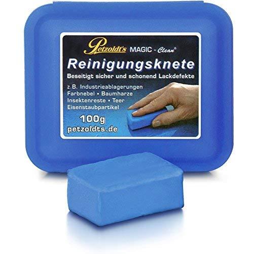 Petzoldts Profi-Reinigungsknete Magic-Clean, Blau