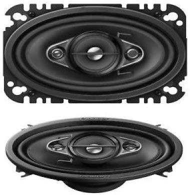 Pioneer TS-A4670F 4-Wege-Koaxial-Soundsystem