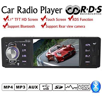 PolarLander Auto Radio DME-4019
