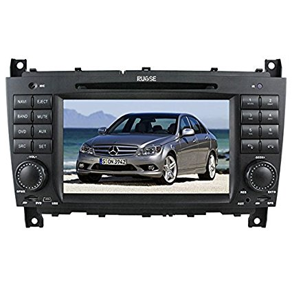 Rupse Auto GPS Navigationssystem Mercedes