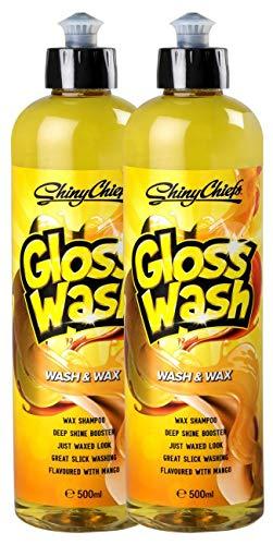 ShinyChiefs GlossWash Shampoo mit Mango Duft