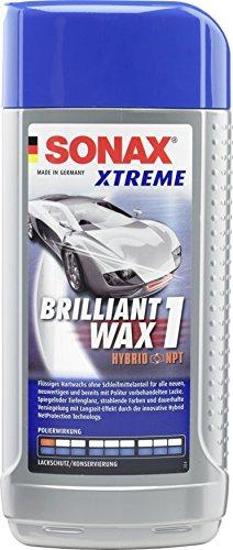Sonax 201200 XTREME BrilliantWax 1 Hybrid NPT