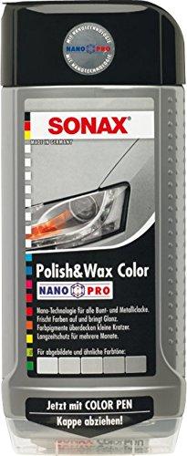 Sonax 296300 Polish & Wax Color NanoPro
