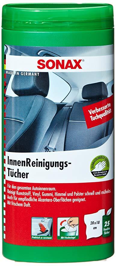 Sonax 412200 InnenReinigungsTücher Box