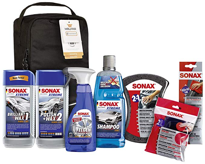 Sonax XTREME Autopflege Set inkl. Tasche