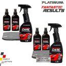 Platinum Fantastic Results - Autopflege-Set inkl. Microfasertuch - Doppelpack