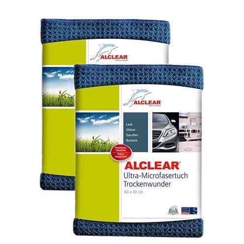 Alclear Auto Microfasertuch Trockenwunder