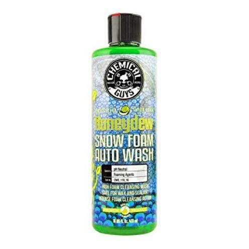 Chemical Guys Honeydew Snowfoam 473ml Autoshampoo