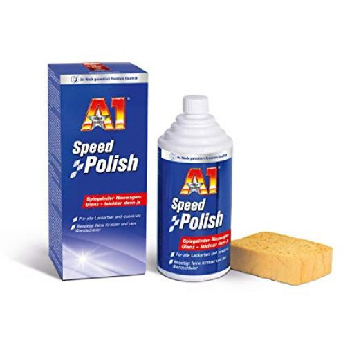 Dr. Wack A1 Speed Polish