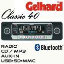 """Gelhard Classic 40 """"Retro Look"""""""