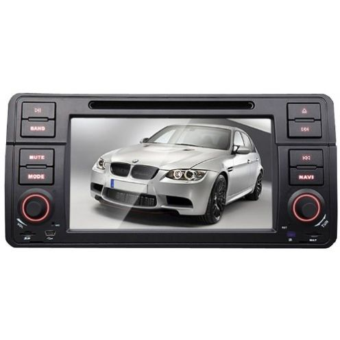 Isorno Autoradio für BMW E46 mit GPS