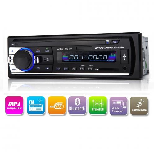 Kidcia Bluetooth-Autoradio