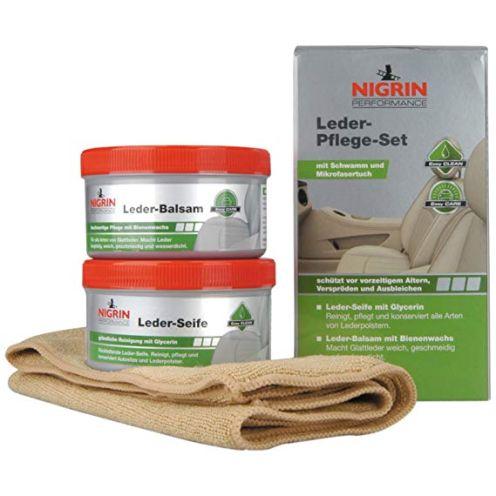 Nigrin 73170 Performance Leder-Pflege-Set
