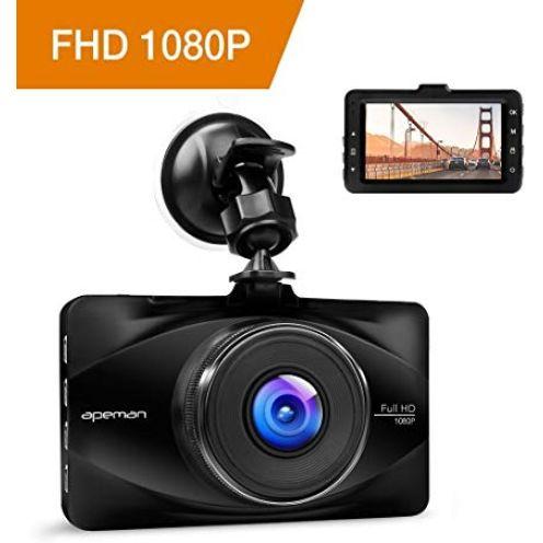 APEMAN Full HD 1080P Dashcam