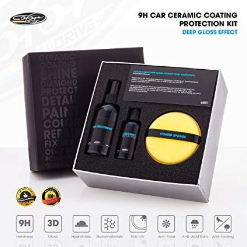 Color N Drive 9H Auto-Keramikversiegelungs