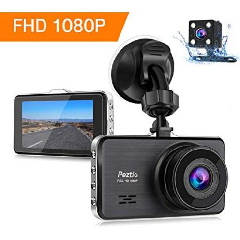 Dashcam Full HD 1080P Autokamera