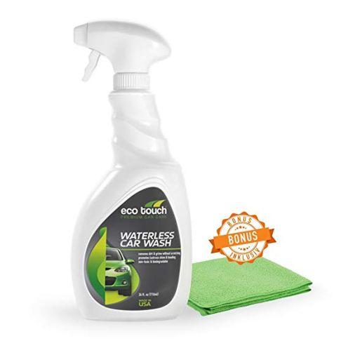 Eco Touch Waschgel für wasserlose Autowäsche