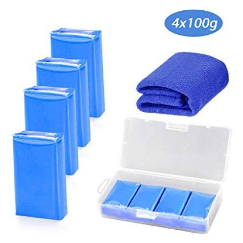 Homga 4 Pack Clay Bar