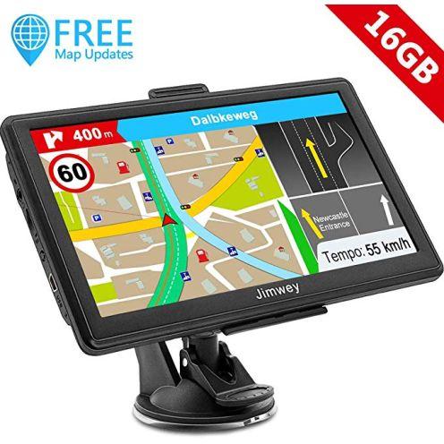Jimwey GPS Navigation für Auto LKW
