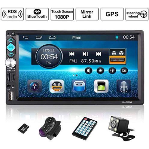 OUTAD Wince Autoradio mit GPS Navigation