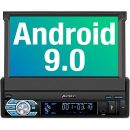 No Name PUMPKIN Android 9.0 Autoradio Moniceiver
