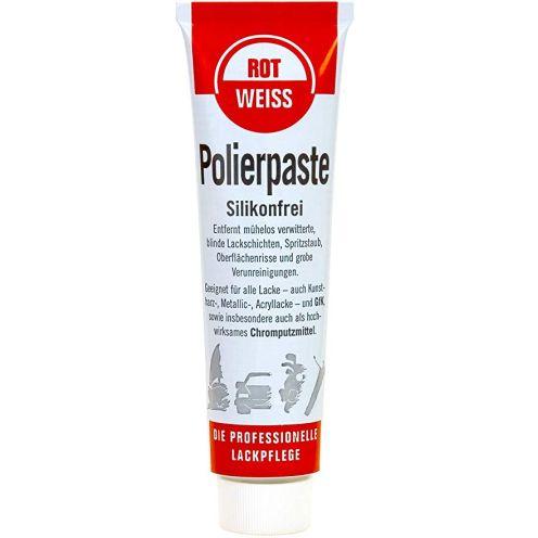 Rotweiss Polierpaste (100ml)