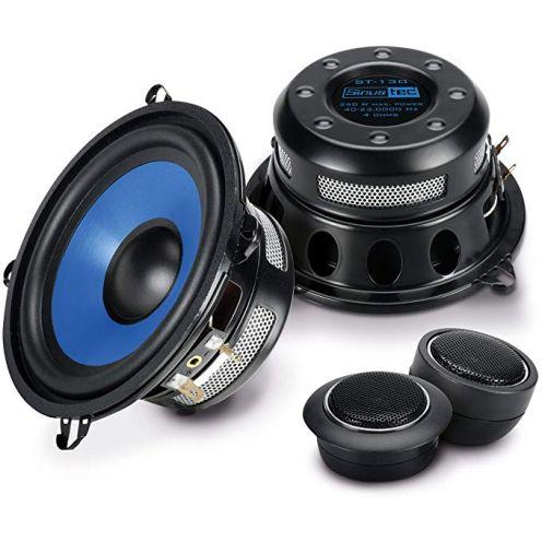 Sinustec 2 Wege Komponenten Lautsprecherboxen