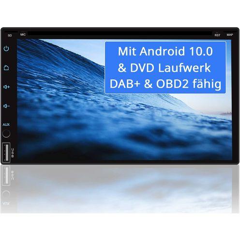 Tristan Auron DVD Android 10 Autoradio